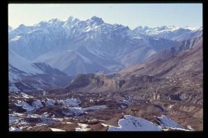 Montagnes Himalaya Photo: Valérie Doulevant
