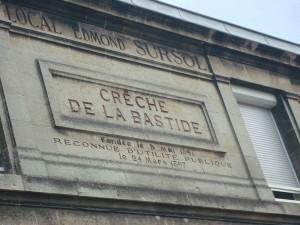 L'histoire de Bordeaux Bastide Photo: Valérie Doulevant